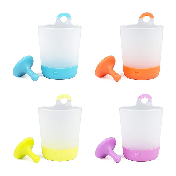 Puj Phillup 4 Pack Hangable Kids Cups