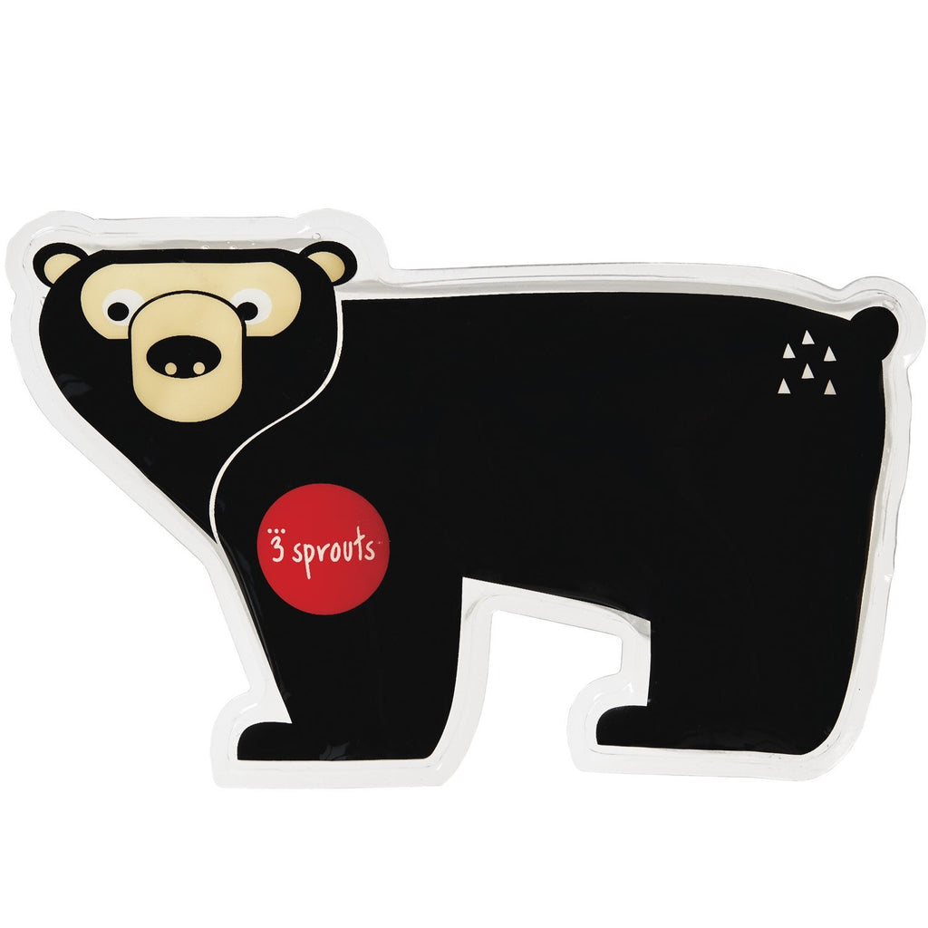 Reusable Ice Pack in Bear by 3 Sprout by 3 Sprouts