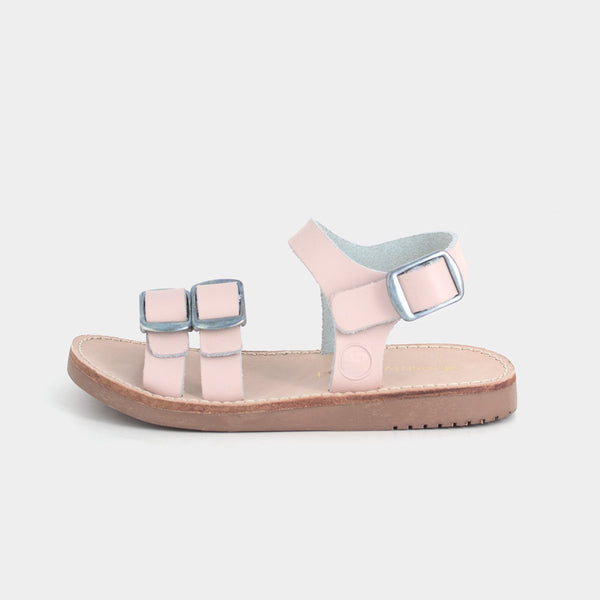Rockaway Sandal in Blush by Freshly Picked