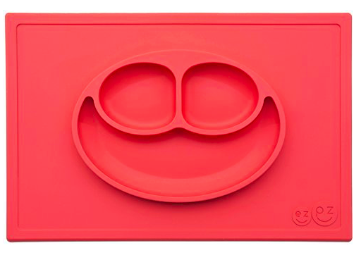 Happy Mat in Coral