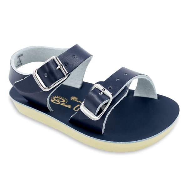 Sea Wee Sandal Baby in Navy