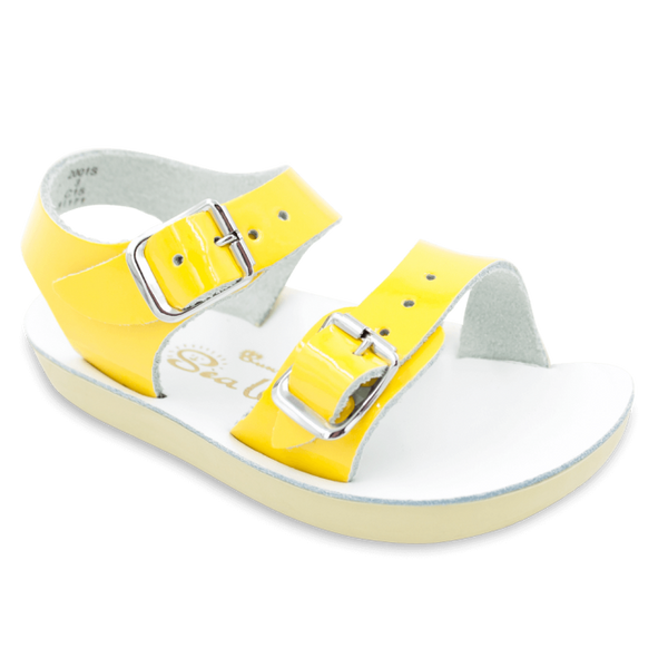 Sea Wee Sandal Baby in Yellow