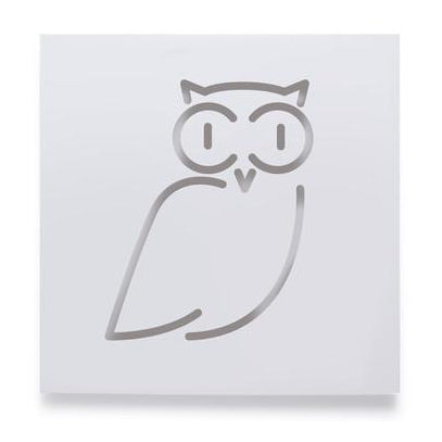 Spot On Square | Philip The Owl Wall Decor