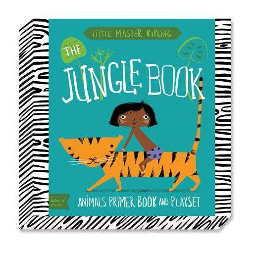 The Jungle Book: Book & Playset