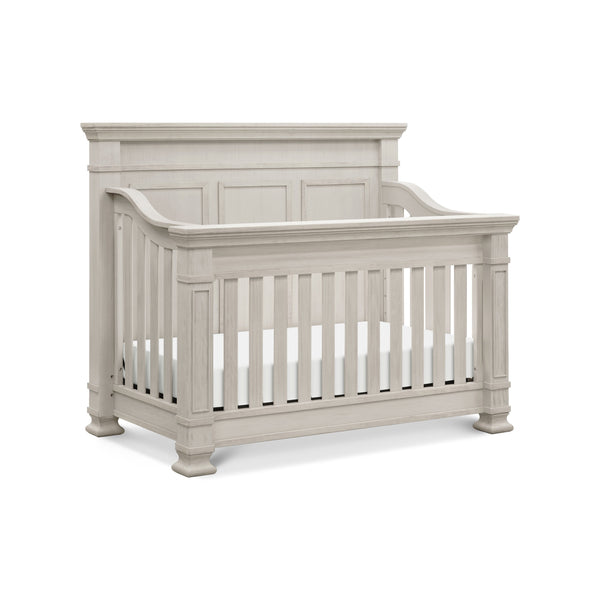 Tillen 4-in-1 Convertible Crib in London Fog