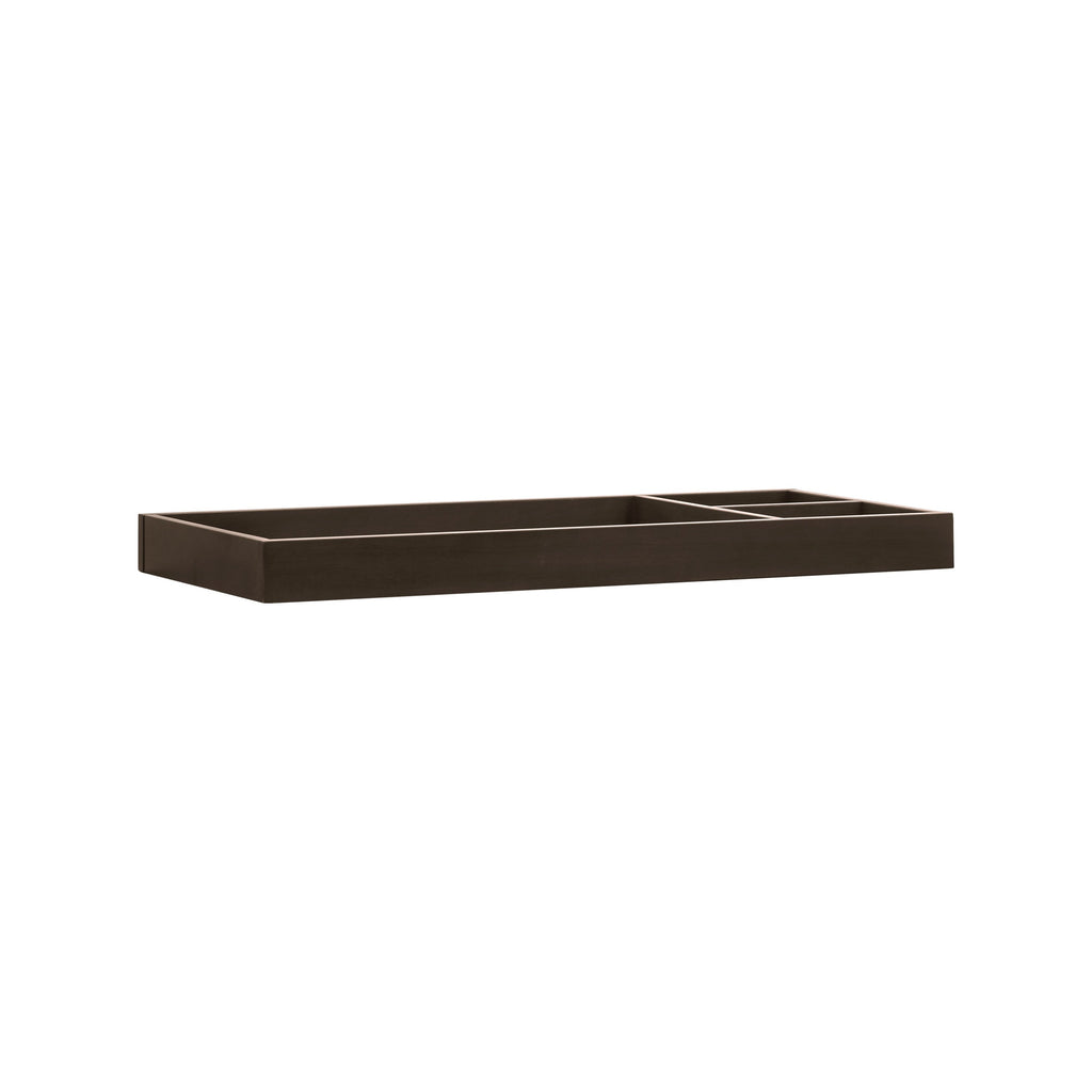 Universal Wide Removable Changing Tray in Truffle