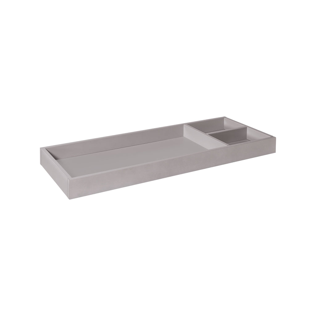Universal Wide Removable Changing Tray in Windsor Grey