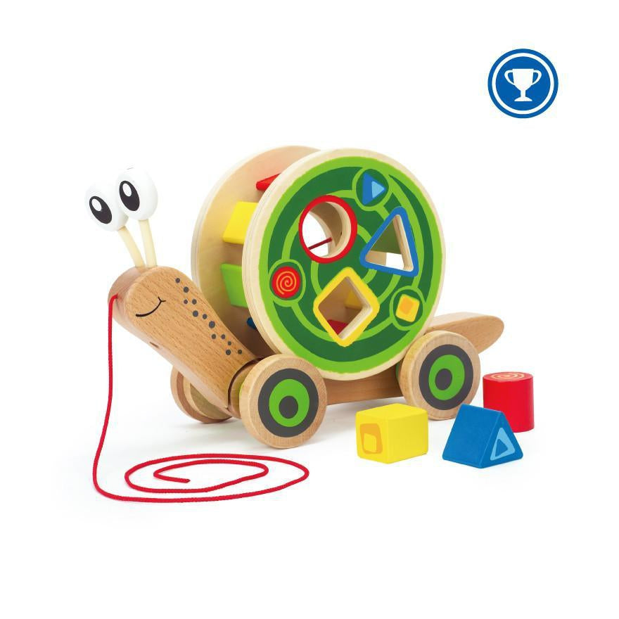 Walk Along Snail by Hape