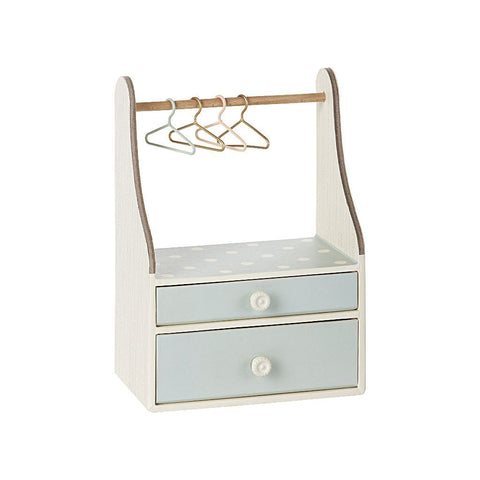Wardrobe Dresser in Mint