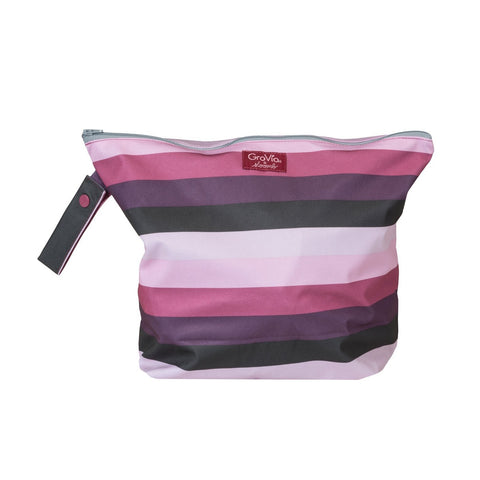 Zippered Wet Bag in Sugar Rush by GroVia