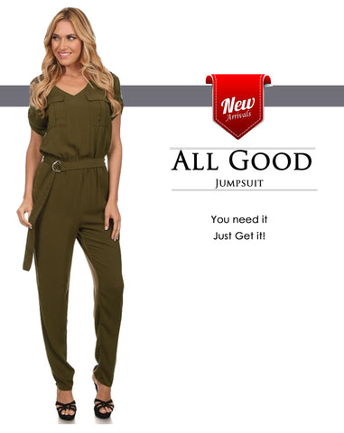 All Good Jumpsuit