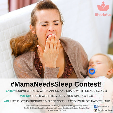 #MamaNeedsSleep Contest