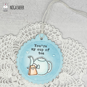 You're my cup of tea by Noga Shefer