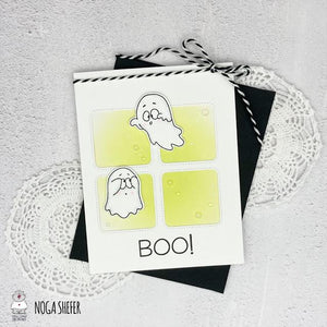 Halloween card by Noga Shefer