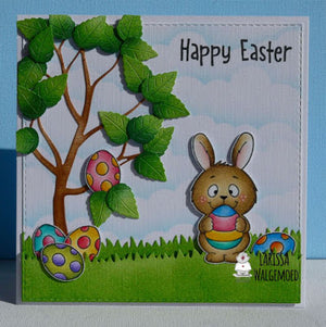 Happy Easter, Stamp Set, Handmade Cards.