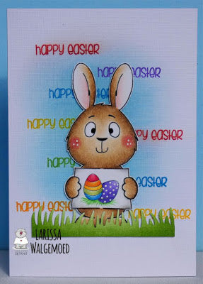 Little Easter Bunny by Larissa