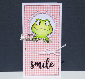 Smile - Sweet Frogs - Larissa