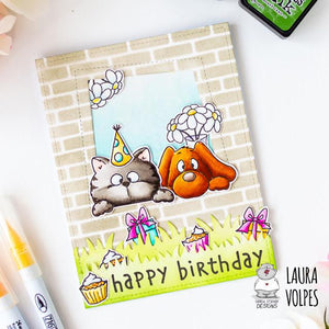 [VIDEO] Birthday Window Card with Laura