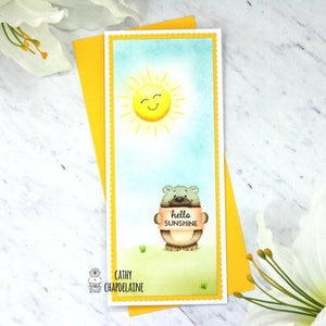 Hello Sunshine Card by Cathy!