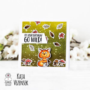 Wild foxy birthday with Kaja