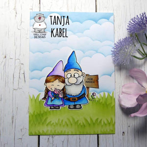 Gnome Couple by Tanja