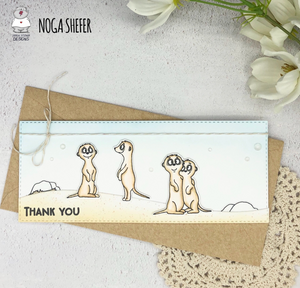 THANK YOU by Noga Shefer