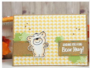 Guest Design - Bear Hug ! by Australe Créations