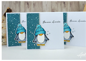 Guest Design - Greeting cards by Australe Créations