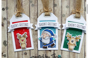 Christmas Tag Trio