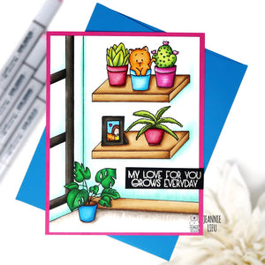 Scene Card - Grow Happiness