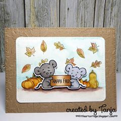 October-November-DigitalStamp Bundle - Clearstamps - Clear Stamps - Cardmaking- Ideas- papercrafting- handmade - cards-  Papercrafts - Gerda Steiner Designs