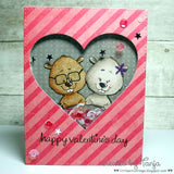 Gopher it! 3x4 Clear Stamp Set Gerda Steiner Designs