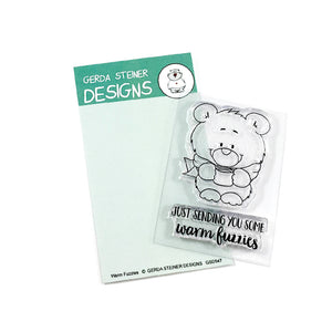 Warm Fuzzies 2x3 Clear Stamp Set