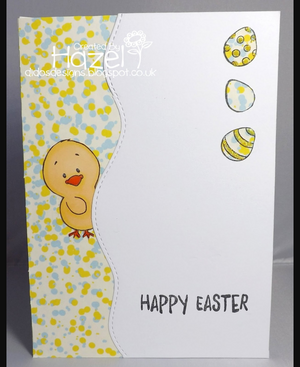 Peeking Easter Friends 4x6 Clear Stamp Set - Clearstamps - Clear Stamps - Cardmaking- Ideas- papercrafting- handmade - cards-  Papercrafts - Gerda Steiner Designs