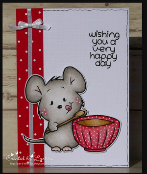 Sweet Tooth Mouse - Digital Stamp - Clearstamps - Clear Stamps - Cardmaking- Ideas- papercrafting- handmade - cards-  Papercrafts - Gerda Steiner Designs
