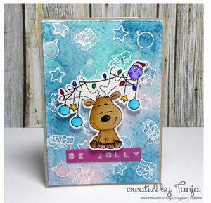 November-December Digital Stamp Bundle - Clearstamps - Clear Stamps - Cardmaking- Ideas- papercrafting- handmade - cards-  Papercrafts - Gerda Steiner Designs