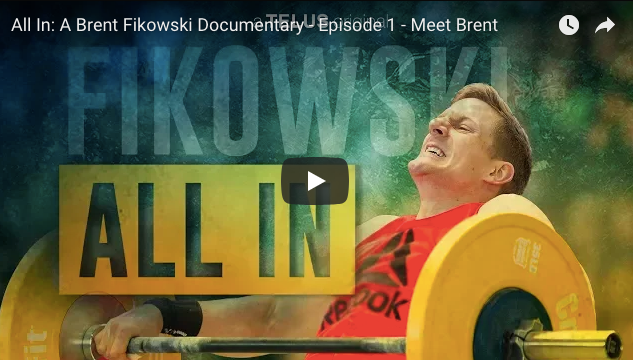 All In: A Brent Fikowski Documentary, Episode 1