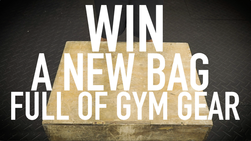 WIN The Ultimate Essentials Gym Bag!