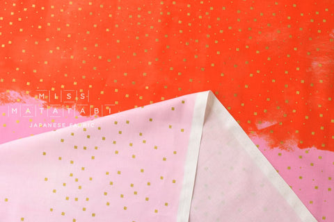 Cotton + Steel Jubilee - confetti - pink