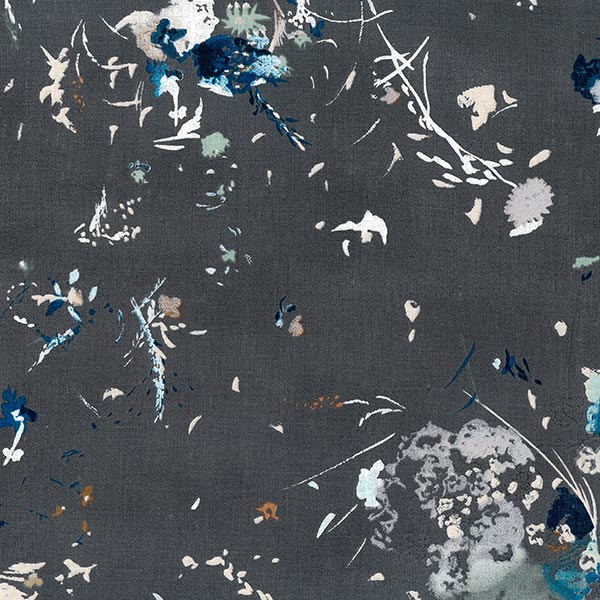 Nani Iro Kokka Japanese Fabric Encounter linen - A