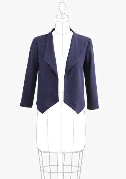 Morris Blazer by Grainline Studio