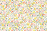 Flower garden - cotton lawn - A