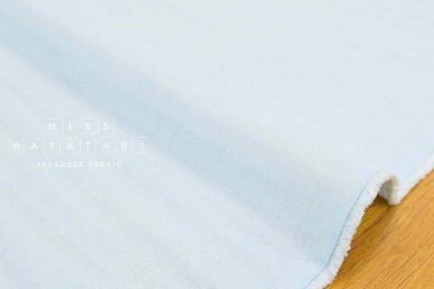 Fluffy 6-layer gauze - baby blue