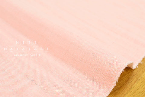Fluffy 6-layer gauze - pale pink