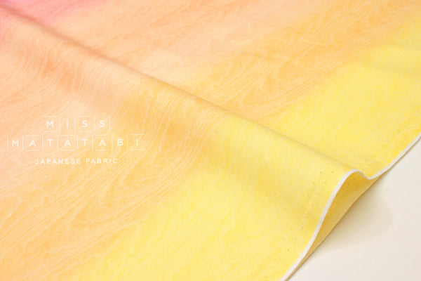 Moare Ombre - pink, peach, yellow
