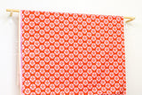 Cotton + Steel Beauty Shop - shower cap - red - fat quarter