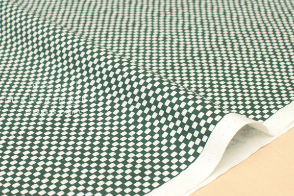 Cotton + Steel Amalfi - checkers hunter - fat quarter
