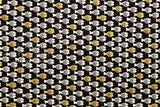 Cotton + Steel Spectacle - fish friends gold metallic - fat quarter