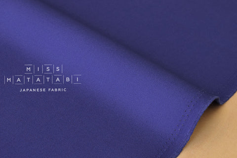 Kokochi Solid Canvas - cobalt blue