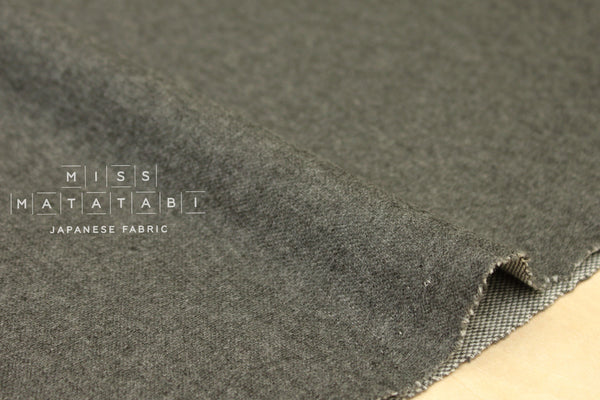 Interlock Knit - dark grey